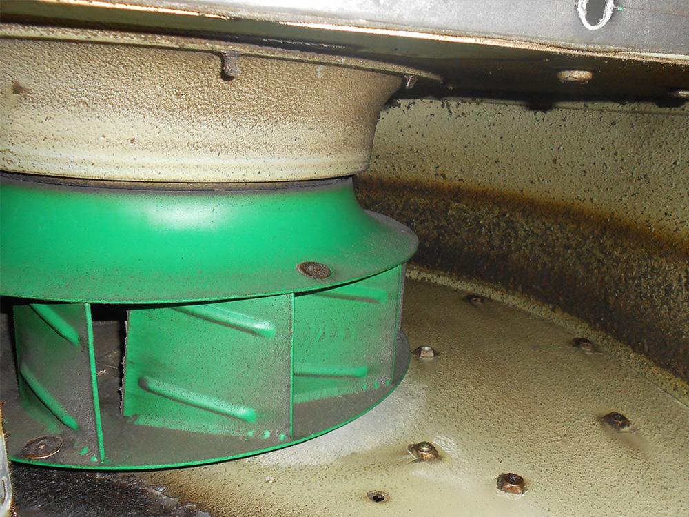 Rens av ventilasjonsanlegg : Mintie